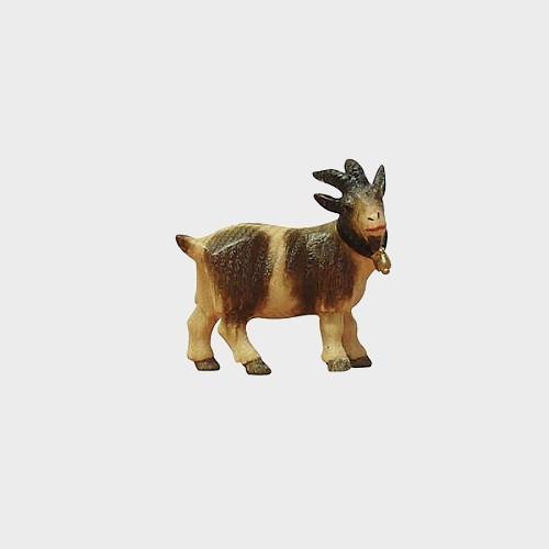 PEMA 215 Krippenfigur Ziege mit Glöckchen rechtsschauend