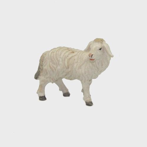 Zirbel 262 Schaf stehend rechtsschauend