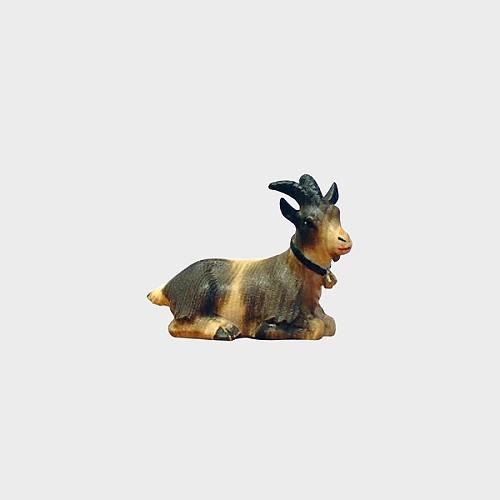 PEMA 196 Krippenfigur Ziege liegend