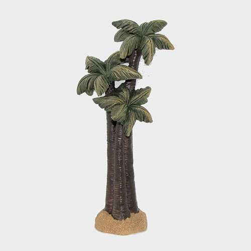 Krippenzubehör Palme aus Kunstharz