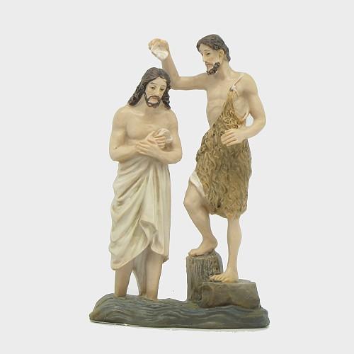 Passionsfiguren Taufe Jesu 9cm