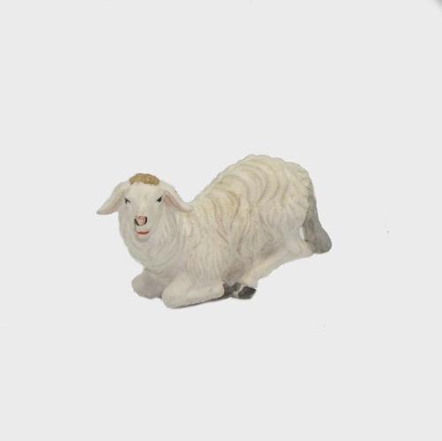 Zirbel 267 Schaf kniend