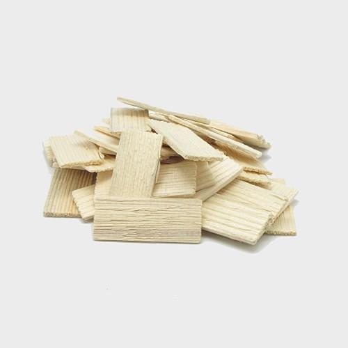Krippenzubehör Holzschindeln 100 Stück 4cm