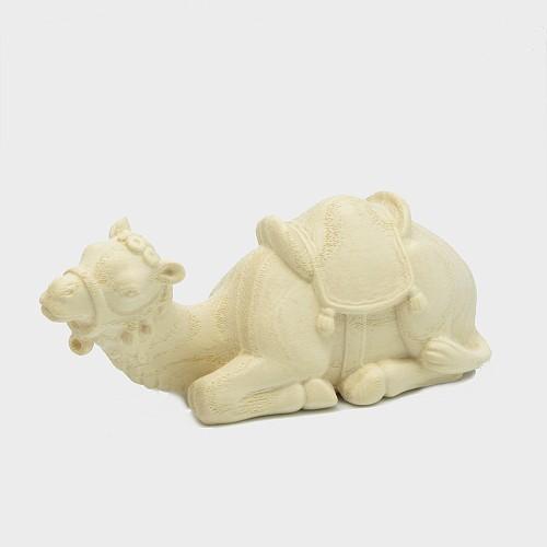 PEMA 172 natur Krippenfigur Kamel liegend