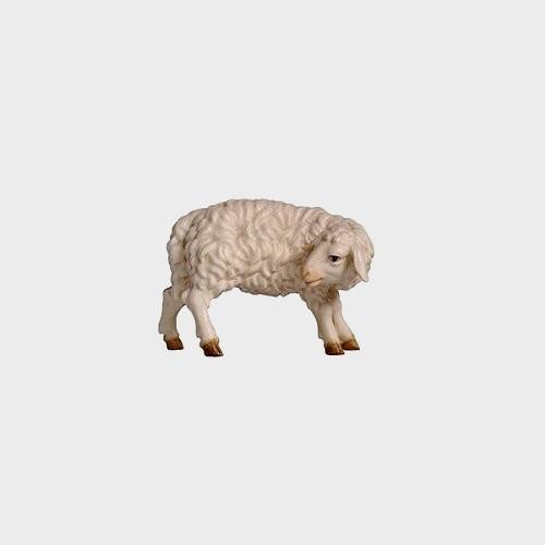 Rainell 262 Krippenfigur Schaf stehend rechtsschauend