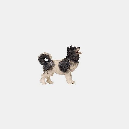 Mahlknecht 156 Krippenfigur Hund Spitz