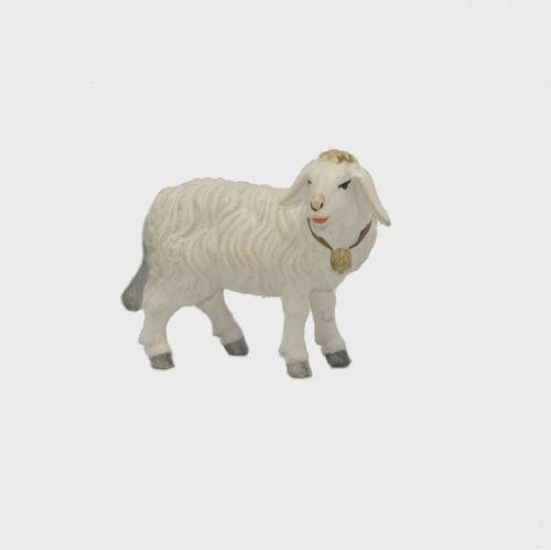 Zirbel 264 Schaf stehend mit Glocke