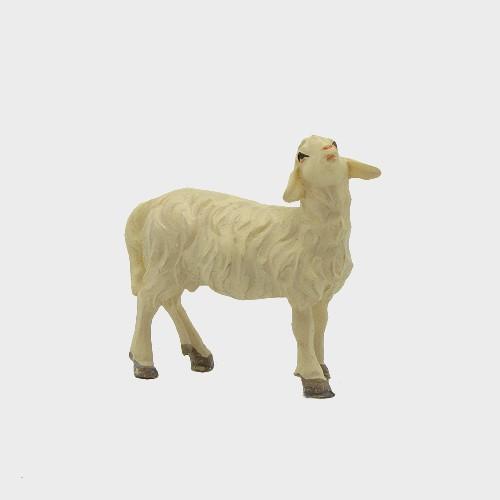 Krippenfigur Schaf rechtsschauend