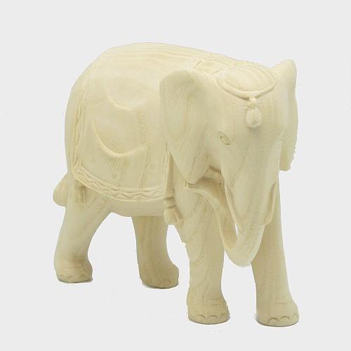 PEMA 181 natur Krippenfigur Elefant