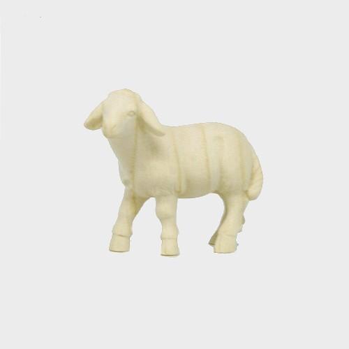 PEMA 261 natur Krippenfigur Schaf stehend linksschauend