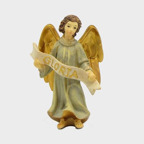 Krippenfigur Gloriaengel stehend
