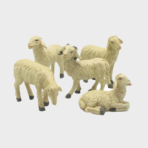 Krippenfiguren Schafe 40-50cm
