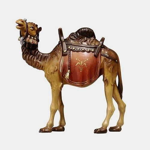 Handbemalte Kostner 170 Krippenfigur Kamel