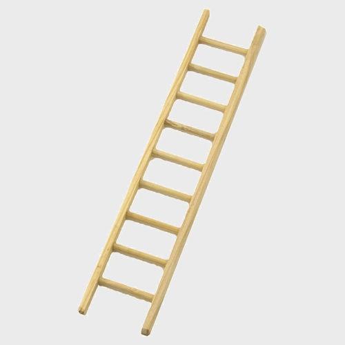Krippenzubehör Leiter aus Holz