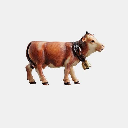 Handbemalte Kostner 042 Krippenfigur Kuh