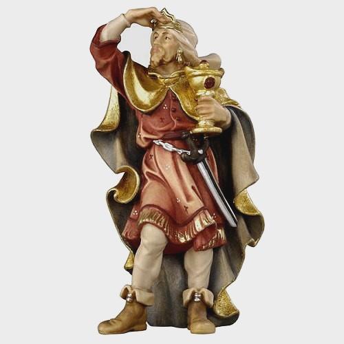 Rainell 013 Krippenfigur König Weiß