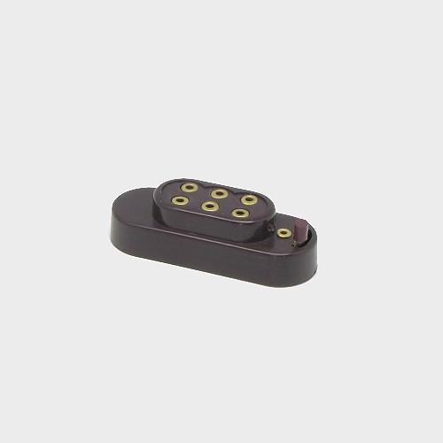 Krippenbeleuchtung Batteriekappe mit Schalter