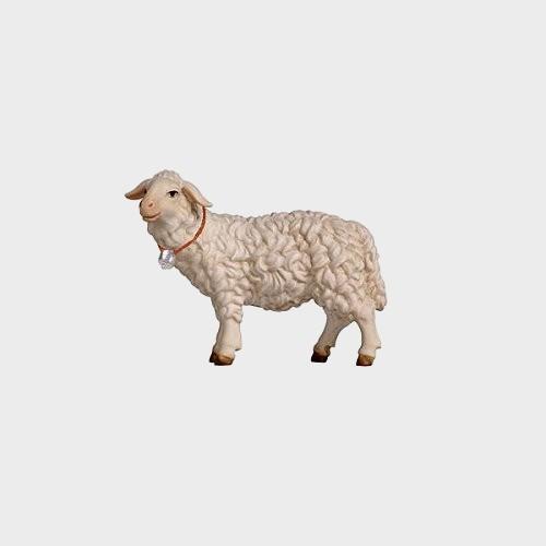 Rainell 261 Krippenfigur Schaf stehend linksschauend
