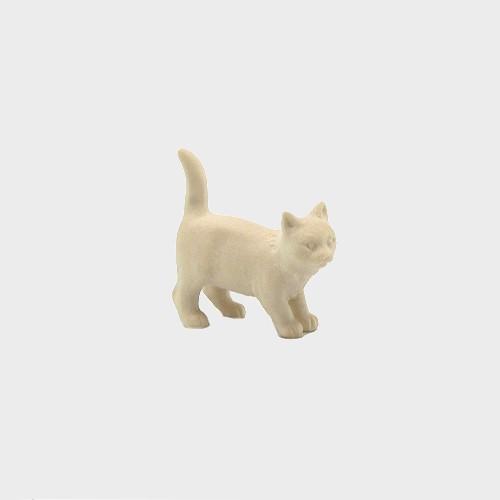 PEMA 162 natur Krippenfigur Katze
