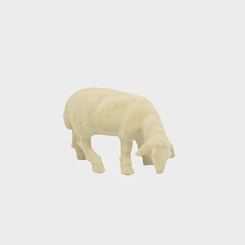 PEMA 257 natur Krippenfigur Schaf äsend rechtsschauend