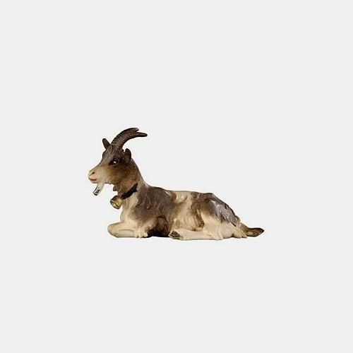 Rainell 196 Krippenfigur Ziege liegend