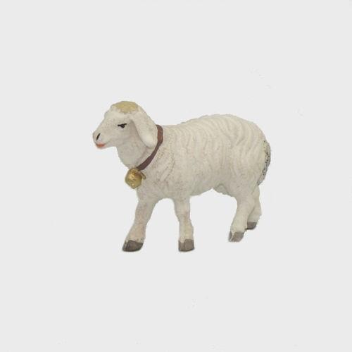 Zirbel 258 Schaf gehend mit Glocke