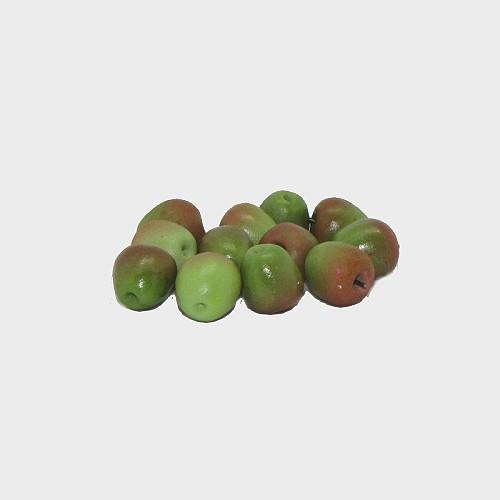Krippendekoration Äpfel