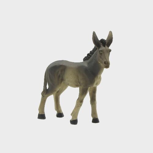 Krippenfiguren Esel
