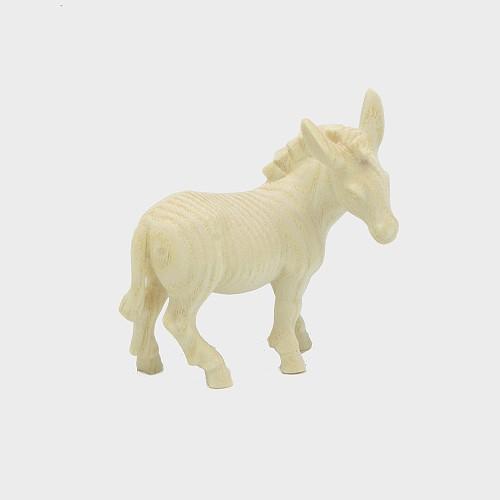 PEMA 040 natur Krippenfigur Esel