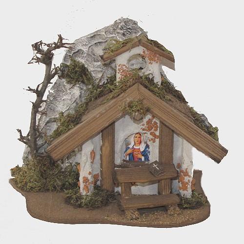 Krippengebäude Bergkapelle