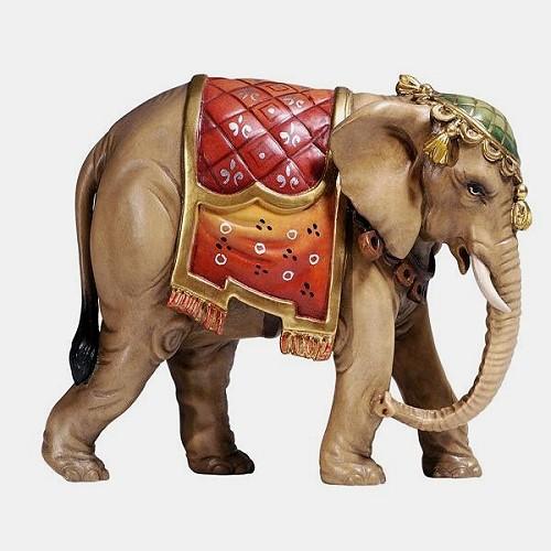 Mahlknecht 181 Krippenfigur Elefant